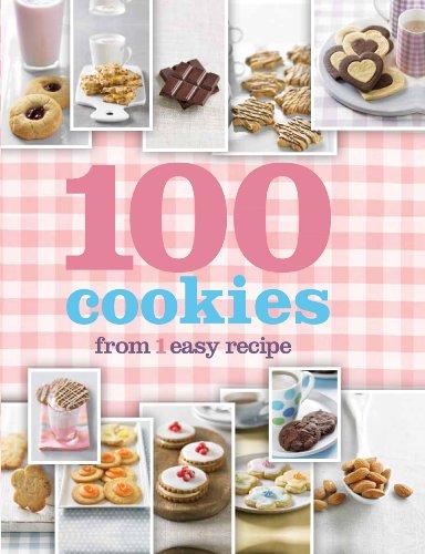 9781445470818: 1 Dough, 100 Cookies