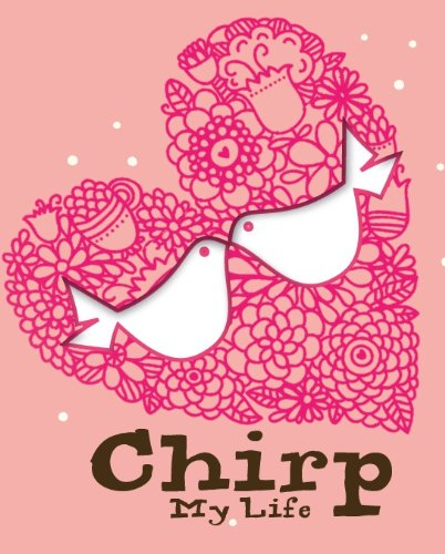 9781445472430: My Life: Chirp (Life Canvas Stationary)