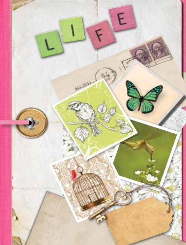 9781445472522: My Notebook: Collage (Life Canvas Stationary)