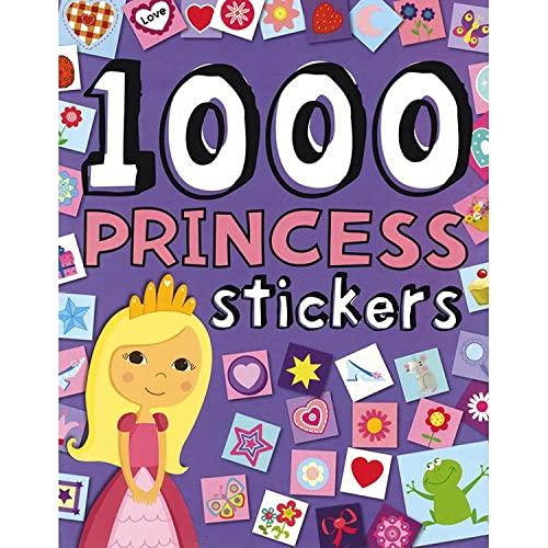 9781445472690: 1000 Princess Stickers
