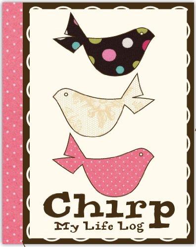 9781445472881: My Life Log: Chirp (Life Canvas Stationary)