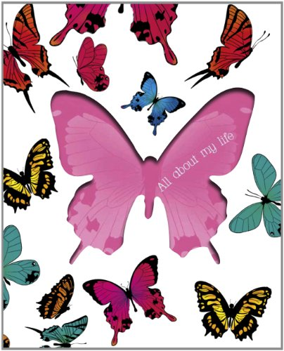 Butterfly Journal (Life Canvas): Parragon Books