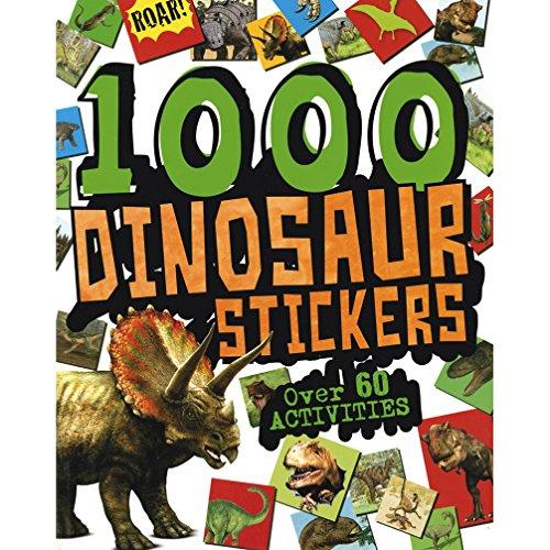 9781445473086: 1000 Dinosaur Stickers