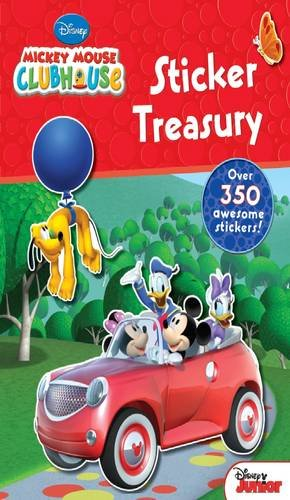 9781445473819: Disney Mickey Mouse Clubhouse Sticker Treasury