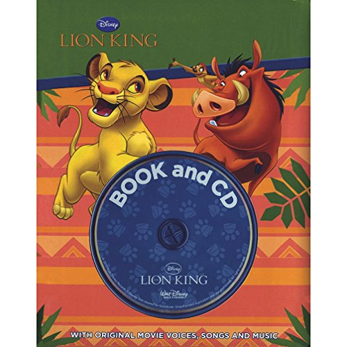 9781445475998: Disney Padded Storybook and Singalong CD