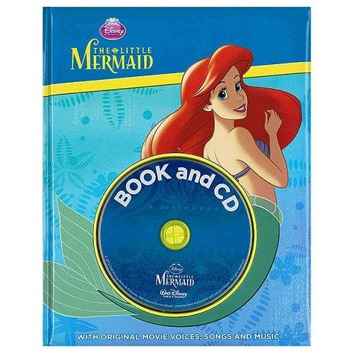Disney Padded Storybook and Singalong CD (Disney Storybook & CD)