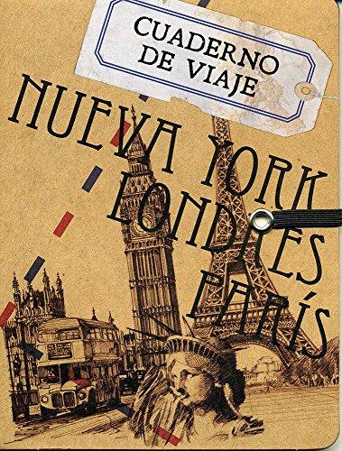 9781445476162: Cuaderno de viaje (Life Canvas) (Spanish Edition)