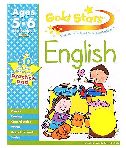 English (Ages 5-6 Key Stage 1): Parragon Publishing India