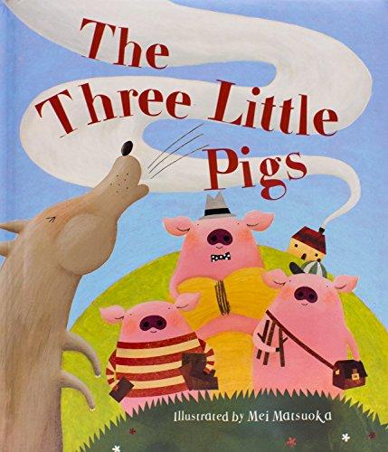 9781445477923: The Three Little Pigs
