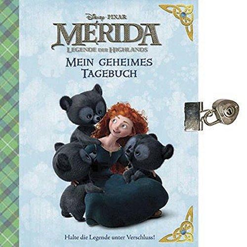 9781445478173: Disney: Merida geheimes Tagebuch