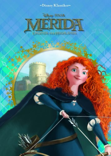9781445478227: Disney:Merida: Buch zum Film