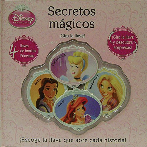 9781445478319: Disney Princesa: Secretos magicos (Spanish Edition)