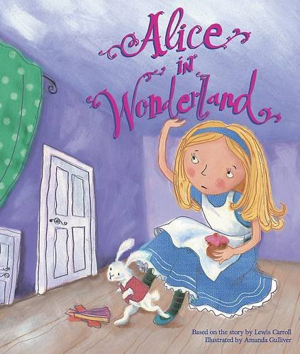 9781445478517: Alice in Wonderland Storybook