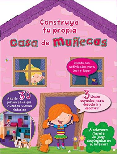 9781445479156: Construye tu propia Casa de Muñecas (Spanish Edition)