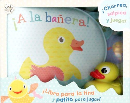 9781445480015: a la Banera! - Libro Para La Tina y Patito Para Jugar! (Little Learners)
