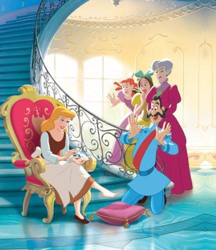 9781445481319: Disney Cinderella My First Storybook (Foam Board)