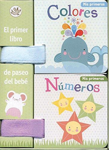 9781445481449: Colores, Números - Mi Primer Libro De Paseo Del Bebe