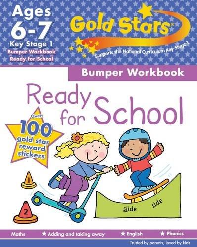 9781445482736: Gold Stars KS1 Bumper Workbook Age 6-8