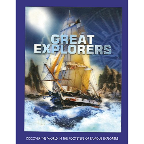Great Explorers: Parragon Publishing India