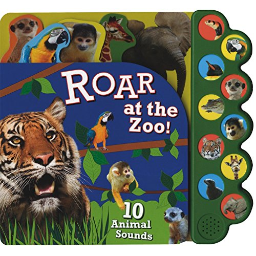 9781445484785: Roar at the Zoo!: 10 Animal Sounds