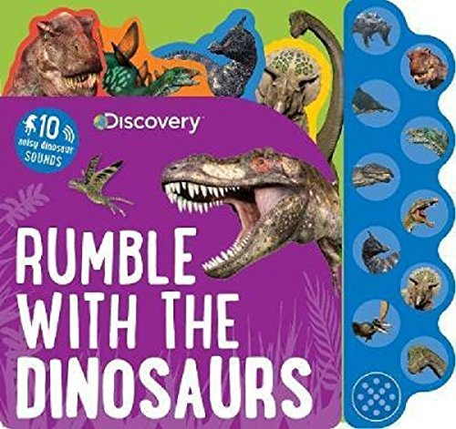 Discovery Kids Rumble with the Dinosaurs!: 10 Dinosaur Sounds
