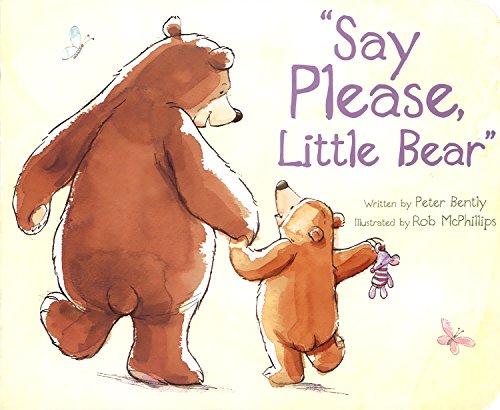 9781445484884: Say Please, Little Bear (Picture Board Books)