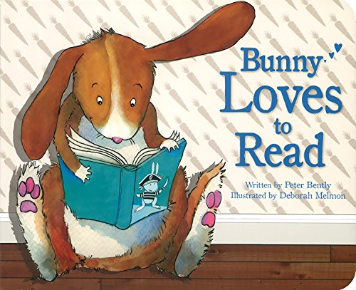 9781445484907: Bunny Loves to Read (Picture Board Books)