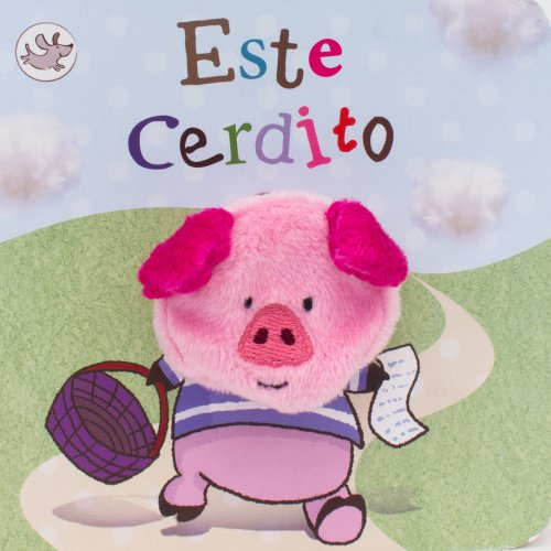 9781445485546: Este Cerdito (+ Marioneta) (Little Learners)
