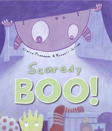 Scaredy Boo (Picture Books): Claire Freedman, Russell