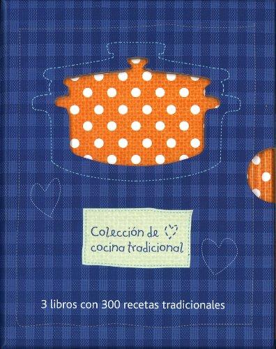 9781445486147: Coleccin de Cocina Tradicional (300 Recipe Slipcase)