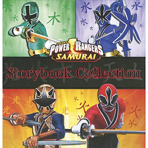 9781445486222: Power Rangers Storybook Collection