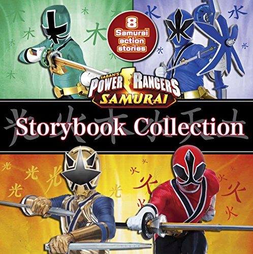 9781445486239: Power Rangers Storybook Collection