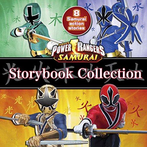 9781445486239: Saban's Power Rangers Samurai Storybook Collection