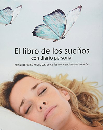 9781445486413: El Libro De Los Suenos Con Diario Persona