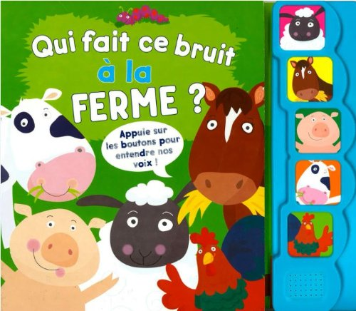 9781445486482: Qui A Dit Moo? (French Edition)