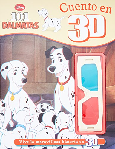 9781445486710: Disney 3D Cuento: 101 Dalmatians (Spanish Edition)
