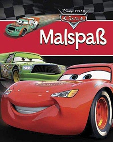 9781445486826: Disney: Malen Cars: Lightning Jack und seine Freunde