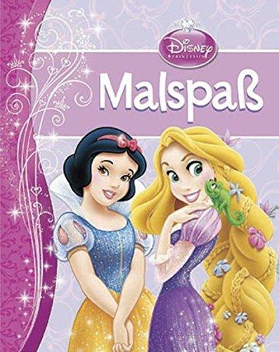 9781445486833: Disney: Malen Prinzessinnen