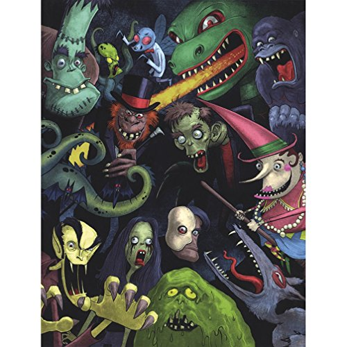 9781445486895: Monster Encyclopedia - Monsters, Zombies, Vampires and More