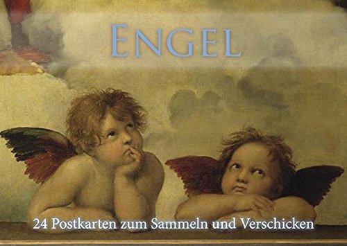 9781445488110: Engel, Postkartenbuch