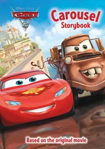 9781445488844: Disney Pixar Cars 2 Carousel Book