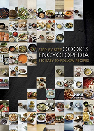 The step by step cooks encyclopedia by parragon books love food the step by step cooks encyclopedia parragon books love food editors forumfinder Image collections