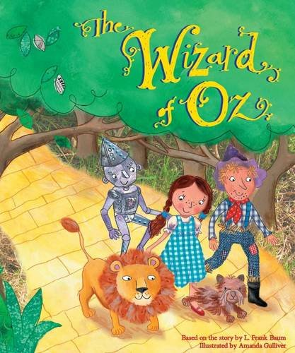 9781445489407: The Wizard of Oz Picture Book
