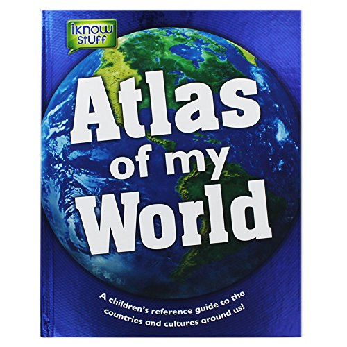 9781445489858: Atlas of My World - a Children's Reference Guide