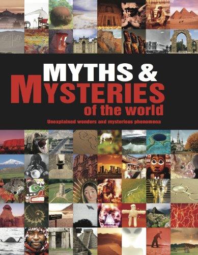 9781445490267: MYSTERIES OF THE WORLD (Gift Folder DVD)