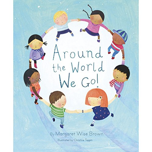 Around the World We Go!: Parragon Publishing India