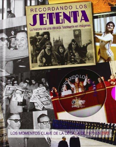 9781445494067: RECORDANDO LOS SETENTA + (DVD)