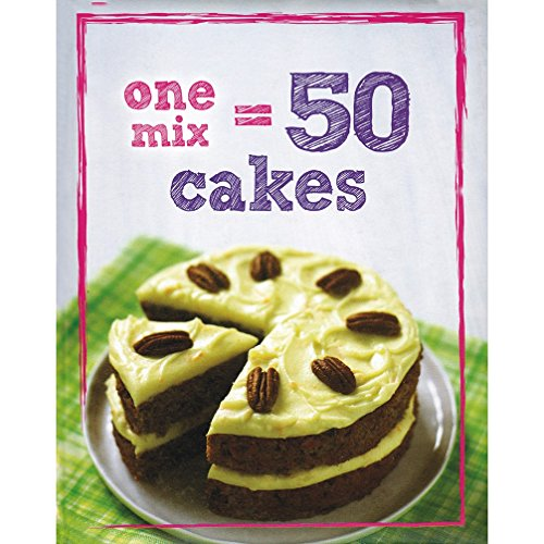1 Mix 50 Cakes: Parragon Book Service Ltd