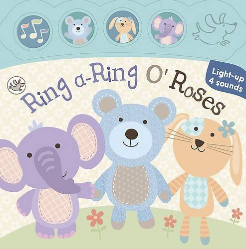 9781445495521: Little Learners Mini Sound and Light Book Ring-a-Roses