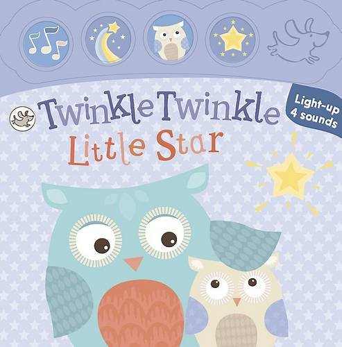 Twinkle Twinkle Little Star: Parragon Publishing India